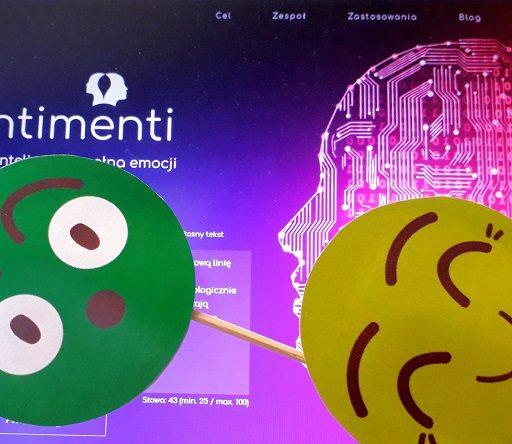 sentitool sentimenti sztuczna inteligencja AI uczenie maszynowe
