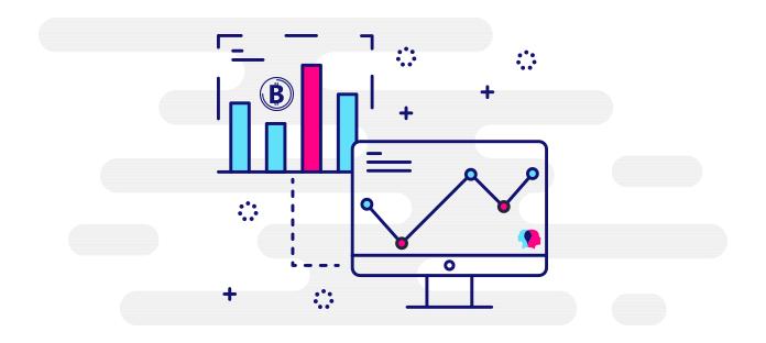 sentimenti oferta sentistock kryptowaluty bitcoin