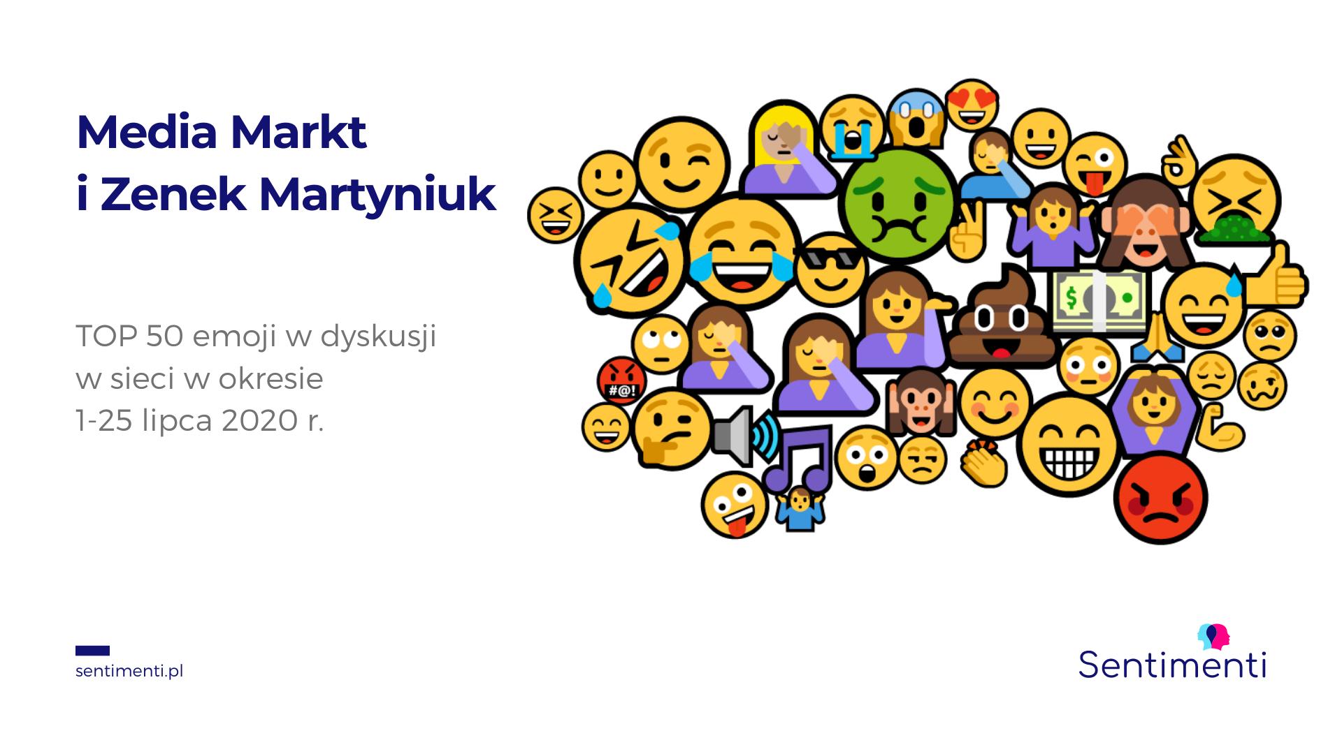 zenek martyniuk media markt sentimenti emoji reakcje monitoring social media akcent koncerty