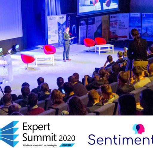 expert summit 2020 microsoft sentimenti emocje
